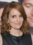 Tina Fey Hairstyle Flattering Lace Front Wig