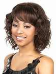 Wavy Synthetic Cheap Lace Front African American Wig