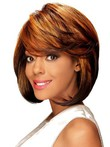 Lace Front Straight Affordable African American Wig