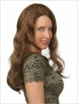 Long Glamorous Wavy Lace Front Wig