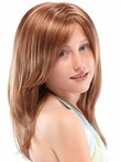 Waves Lace Front Beauty Wig For Girl