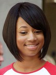 Awesome Straight Capless Human Hair Wig