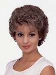 Sweet Astrid Curly Short Synthetic Wig