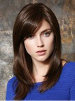 Straight Stylish Synthetic Capless Wig
