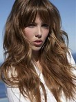 Wavy Capless Impressive Long Synthetic Wig
