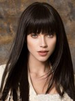 Straight Long Capless Elegant Synthetic Wig