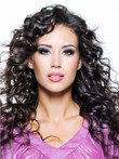 Charming Amazing Wavy Lace Front Remy Human Hair Wig