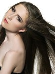 Indian Silky Straight Human Hair Lace Front Wig