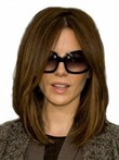Lace Front Straight Natural Human Hair Wig