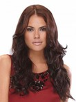Wavy Fashionable Lace Front Remy Human Hair Wig