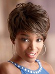 Chic Nadia Synthetic Short Capless African American Wig