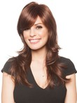 Wavy Long Impressive Synthetic Wig