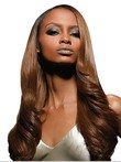 Lace Front Synthetic Popular Long Wavy Wig