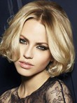 Length Medium New Style Lace Front Human Hair Wig