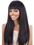 Wonderful Straight Human Hair Capless Wig