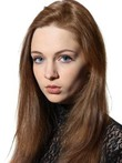 Straight Human Hair Silky Comfortable Full Lace Wig