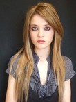 Lace Front Admirable Long Human Hair Wig