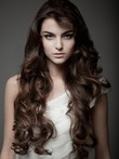 Wavy Long Charming Synthetic Wig For Women