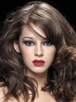 Lace Front Wavy Stupendous Synthetic Wig