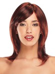 Lace Looking Spunky Front Good Synthetic Wig