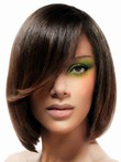 Lace Front Perfect Heat Friendly Synthetic Wig For Woman