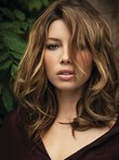 Human Hair Lace Front Most Popular Wavy Wig
