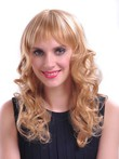 New Style Capless Synthetic Long Wavy Wig
