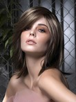 Nice-looking Capless Straight Synthetic Wig