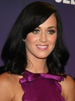Katy Perry Bob Style Long Celebrity Wig