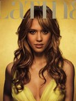 Jessica Alba New Lace Front Hairstyle Celebrity Wig