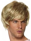 Capless Straight Durable Synthetic Wig
