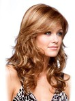 Amazing Wavy Ideal Lace Front Wig