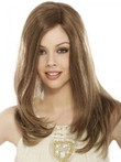 Graceful Lace Front Perfect Wavy Remy Human Hair Wig