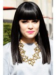Jessie J Straight Human Hair Long Celebrity Wig