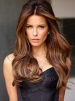 Lace Front Popular Wavy Remy Human Hair Wig