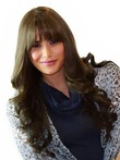 Most Popular Wavy Long Monofilament Top Remy Human Hair Wig