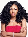 Curly Miraculous Lace Front Synthetic Wig