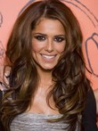 Synthetic Cheryl Cole Sexy Wavy Long Celebrity Wig