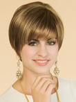 Popular Straight Classic Lace Front Wig