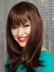 Synthetic High Quality Straight Capless Wig