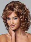 Capless Curly Comfortable Synthetic Wig
