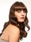 Synthetic New Style Wavy Capless Wig