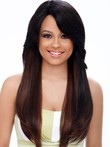Capless Long Straight Classic Synthetic Wig