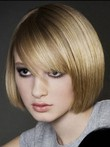 Human Hair Full Lace Lovely Wig For Woman