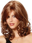Wavy Synthetic Gorgeous Capless Wig