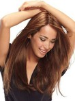 Straight Charming Long Full Lace Wig For Woman