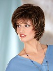 Layers Short Capless Stunning Synthetic Wig