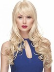 Synthetic Wavy New Style Capless Wig