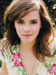 Lace Front Emma Watson Style Impressive Human Hair Wig
