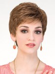 Lace Front Stylish Synthetic Wig